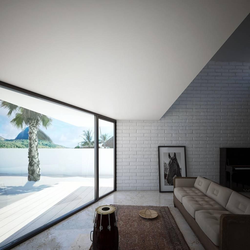 Images of Soggiorno Studio In Stile - #FAN