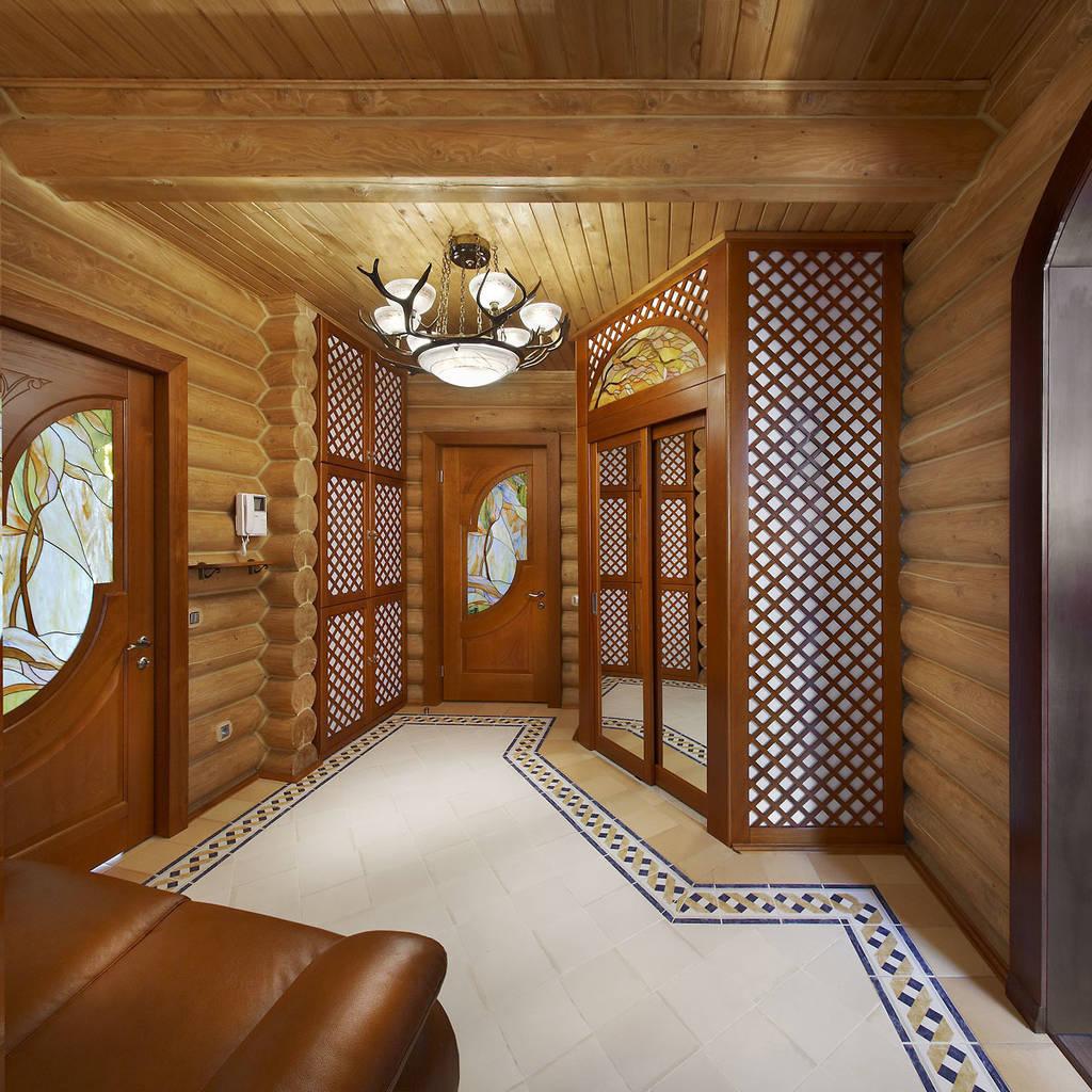 продаются коридор в деревянном доме дизайн фото поделитесь своей историей