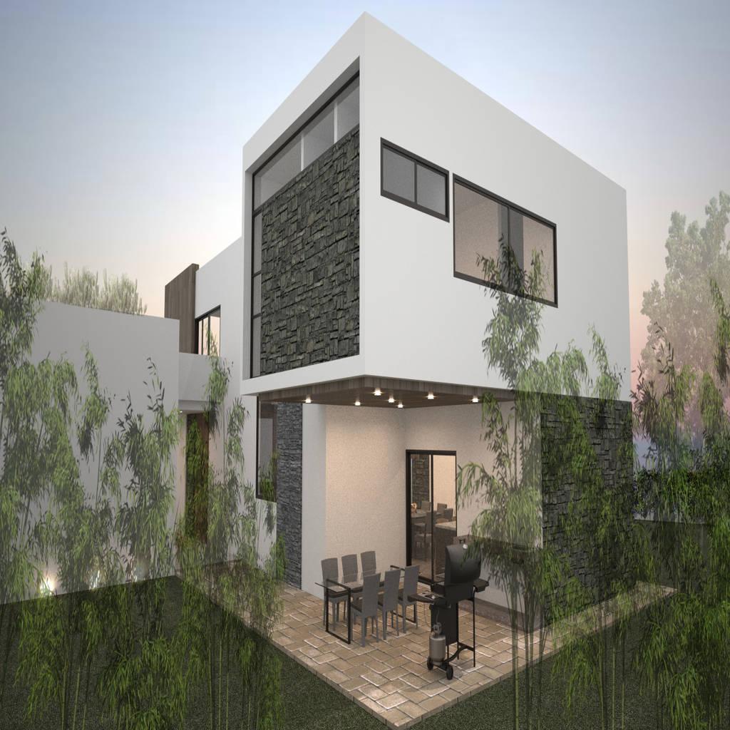 casas de estilo moderno por nova