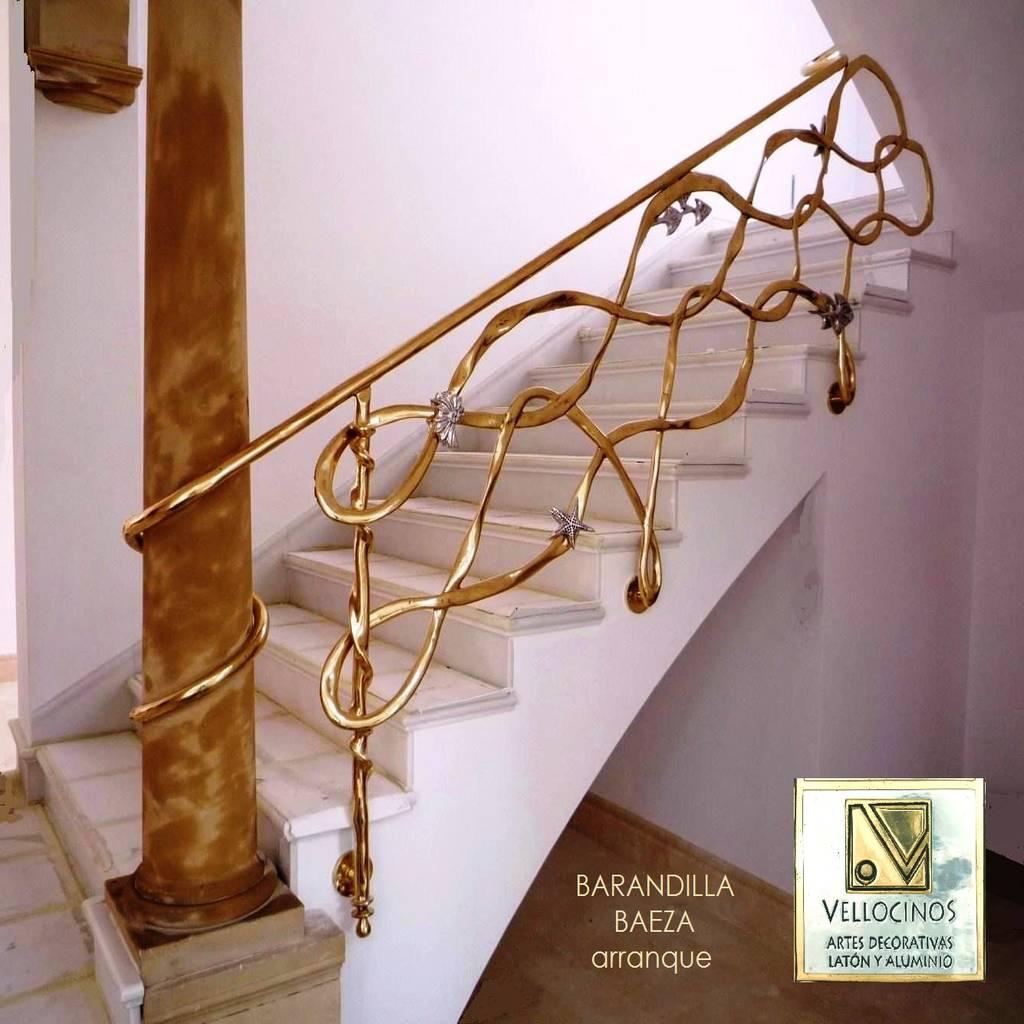 Barandillas Todo En Lat N De Vellocinos Homify ~ Barandillas De Forja Para Escaleras De Interior