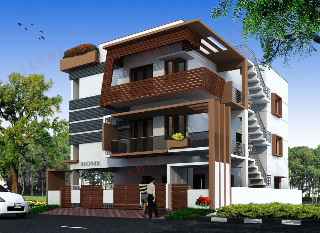 Asian houses photos swamy 39 s residence at rr nagar homify for Asian houses photos