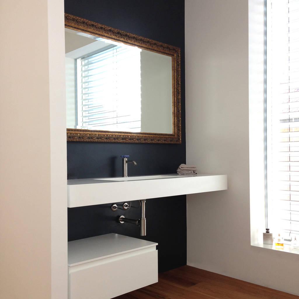 Idee arredamento casa interior design homify - Mi bagno troppo ...