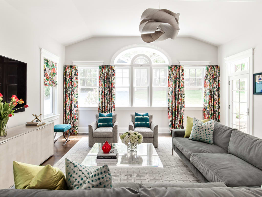 Family room modern living room by clean design modern | homify