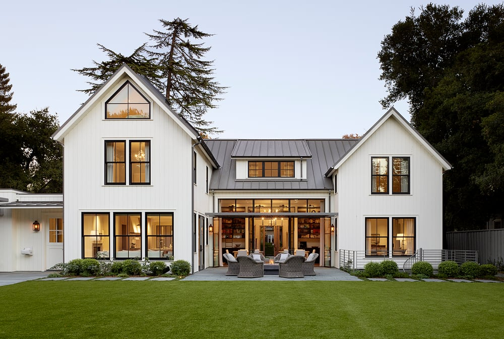 The Grange Houses By Feldman Architecture Homify