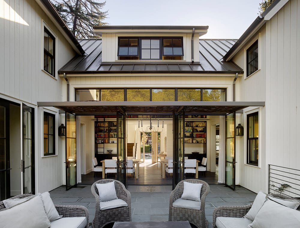 The Grange Houses By Feldman Architecture Classic Homify