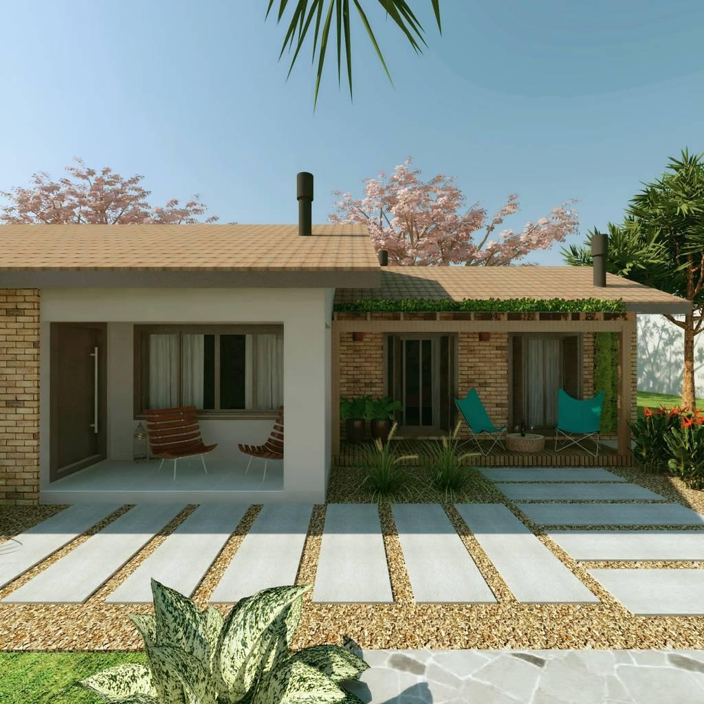 Fotos de decora o design de interiores e reformas homify - Casas rusticas modernas fotos ...