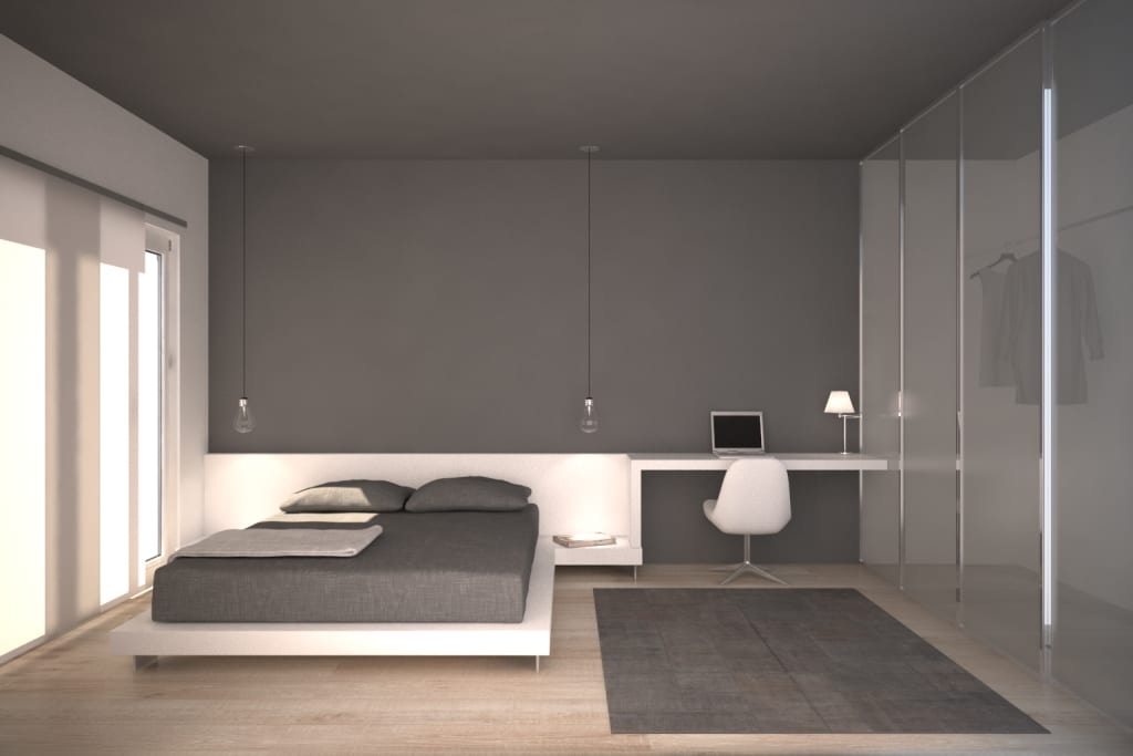 Idee arredamento casa interior design homify for Camera da letto moderna economica