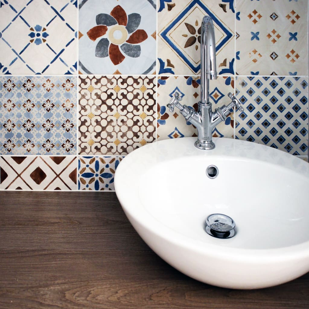 Idee arredamento casa interior design homify for Piccolo bagno mediterraneo