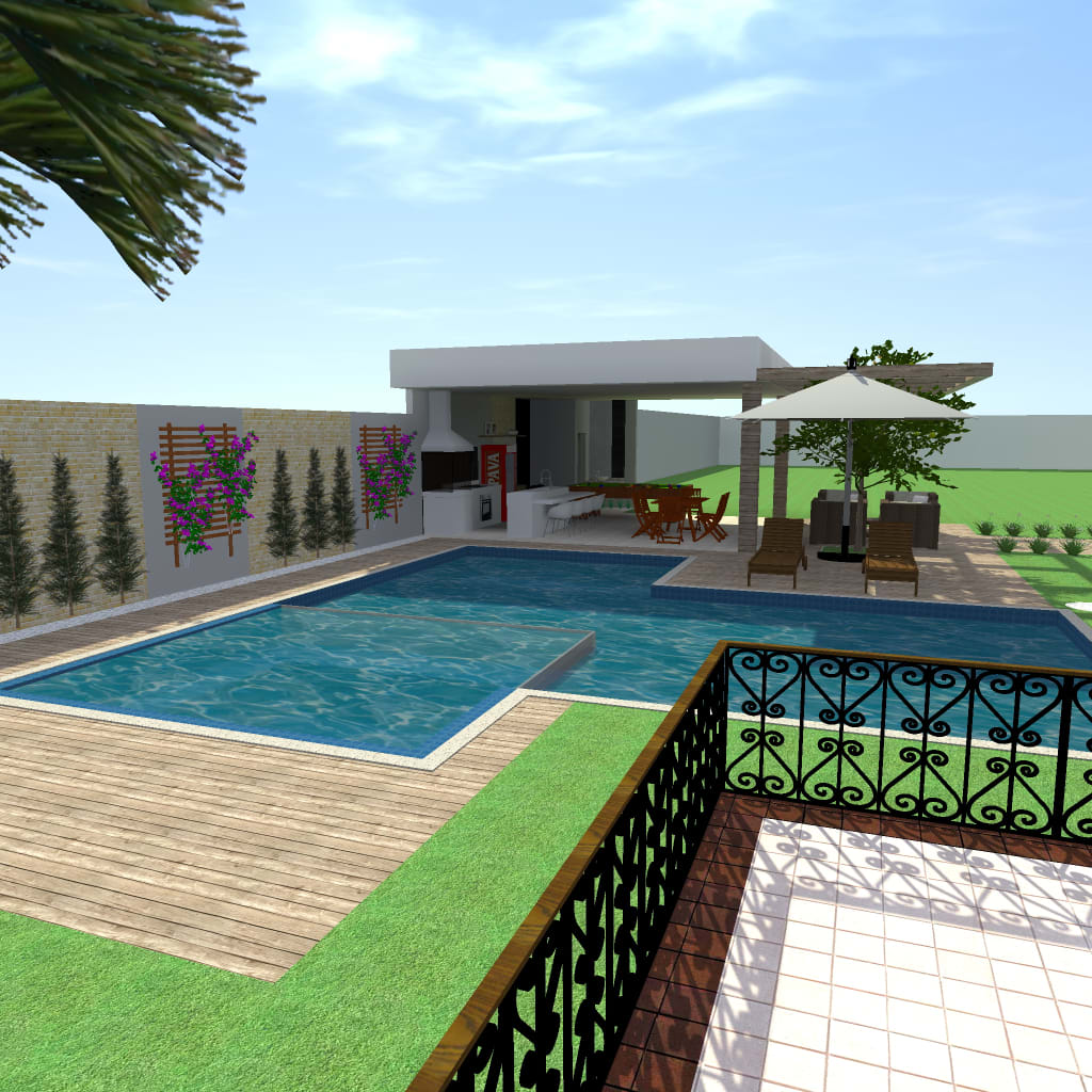 Landscape ana laura architecture & interior design garden ...