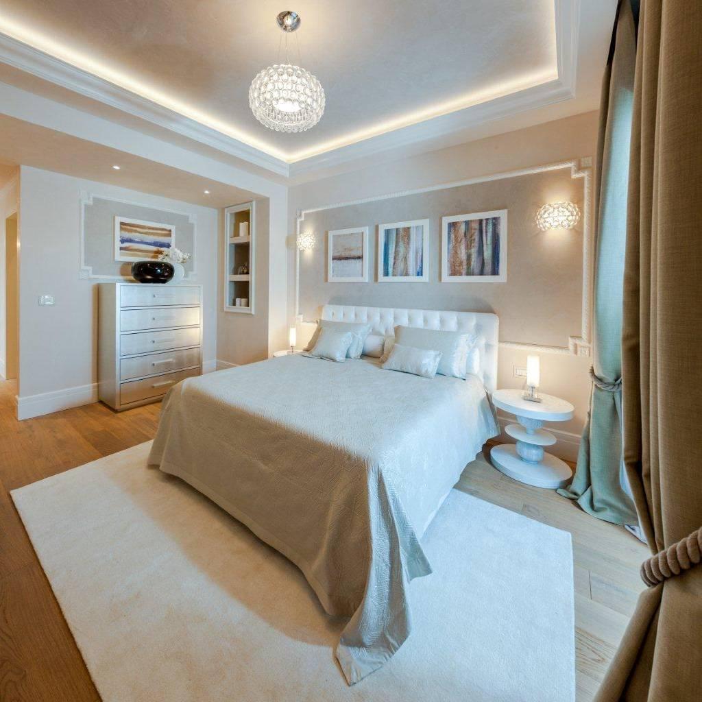Villa olivia una residenza di lusso con vista mozzafiato for Camera da letto con studio