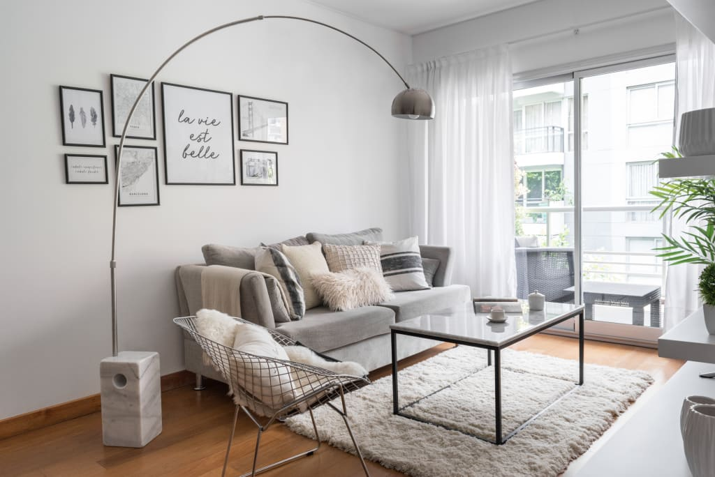 living room by bhavana homify
