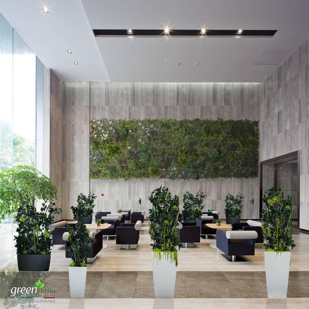 Idee arredamento casa interior design homify - Giardini verticali interni ...