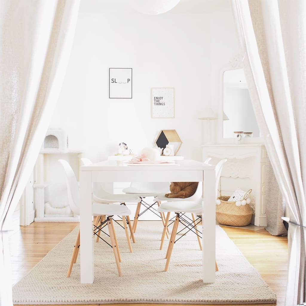Salle à manger: salle à manger de style par b.claire.full design ...