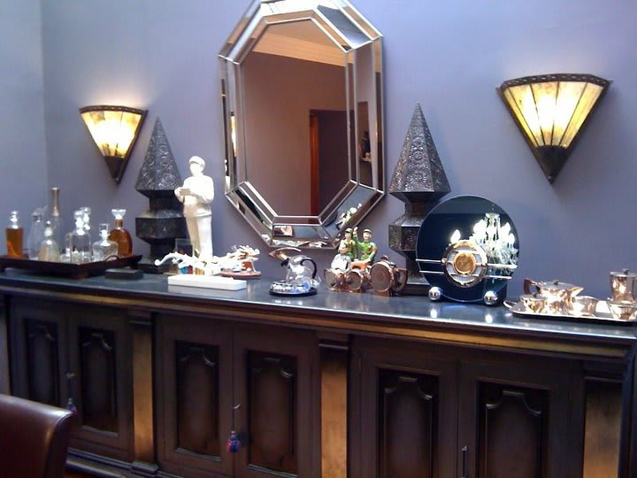bachelor u0026 39 s art deco inspired home eclectic style dining room by ckw lifestyle associates pty ltd