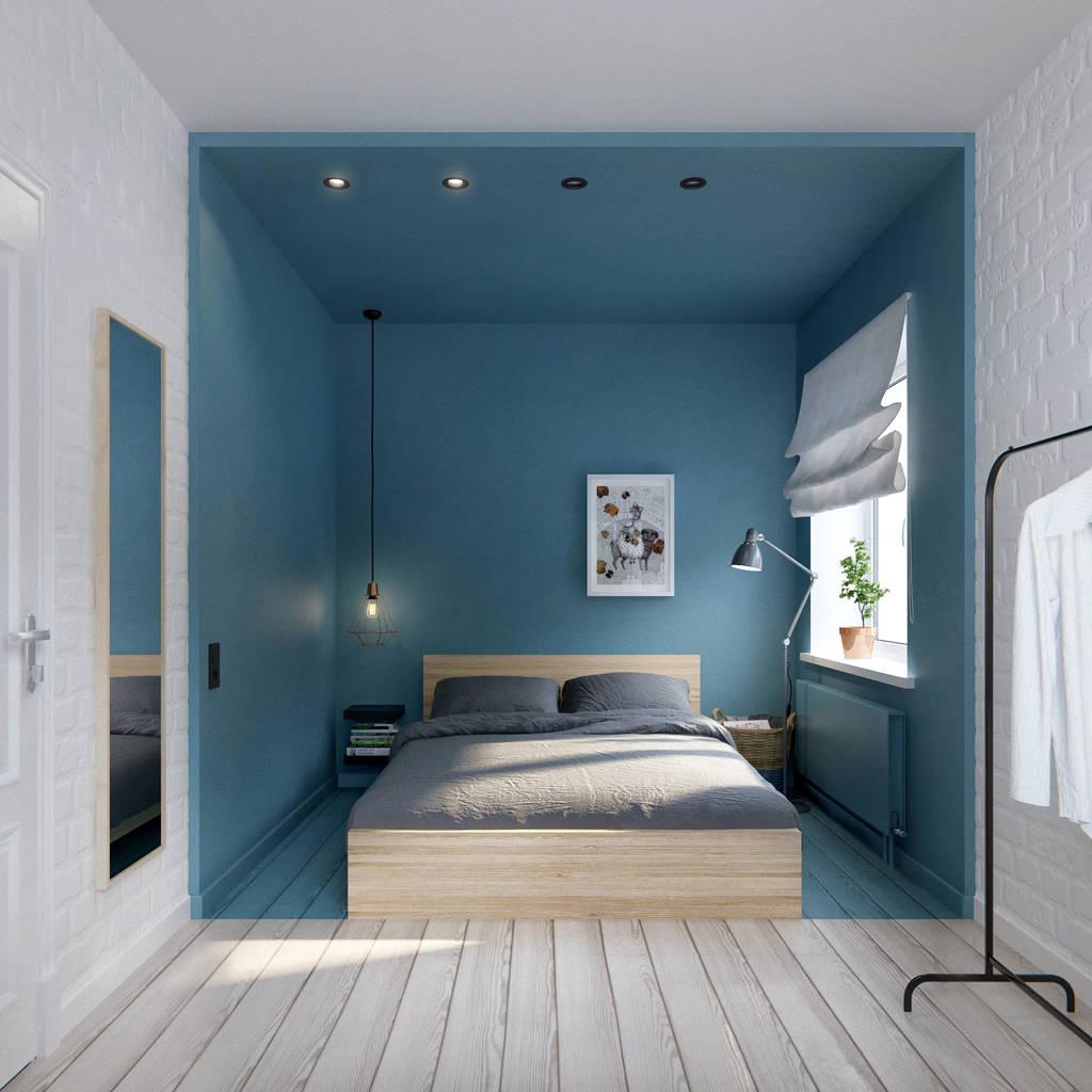 Foto di camera da letto in stile in stile scandinavo di int2architecture homify - Foto camera da letto ...