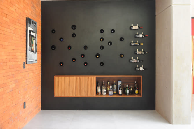 Fotos de salas de estilo industrial  mueble bar  homify