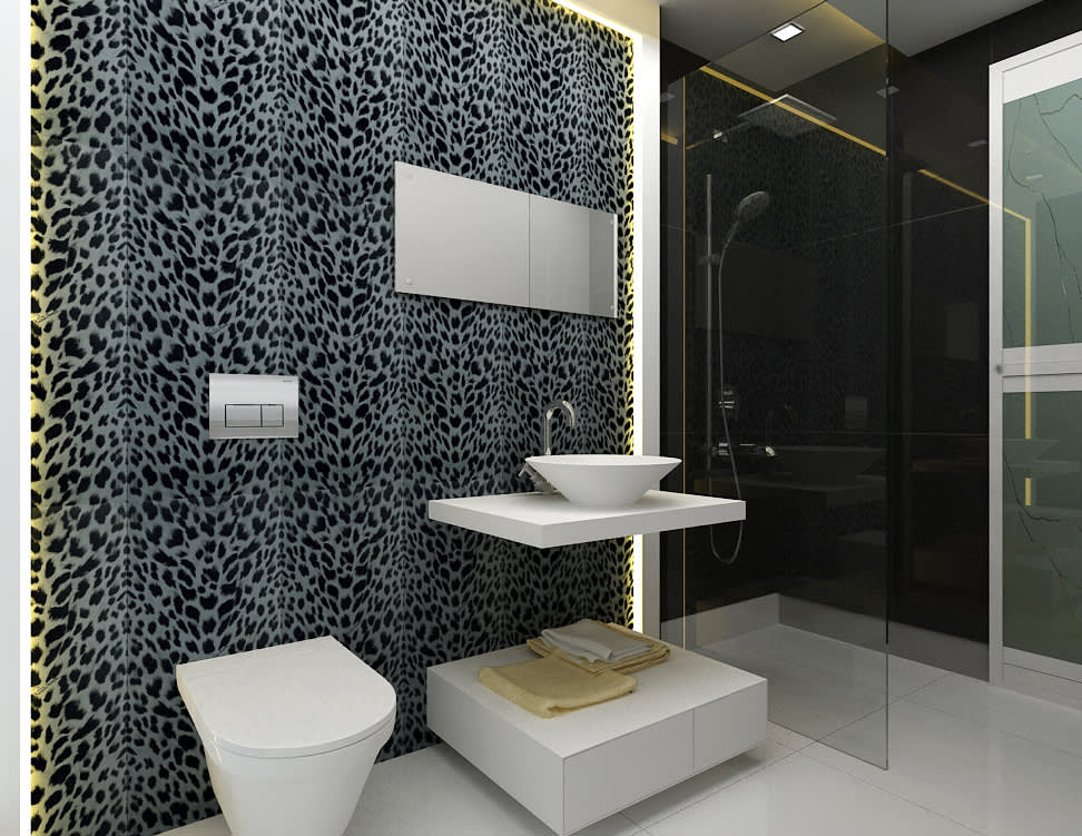 Modern Bathroom Photos Interior Design Homify